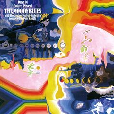 The Moody Blues - Days of Future Passed(1967). Another favorite album. A groundbreaking one too!