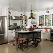 Craig Kettles designed Cohen Kitchen