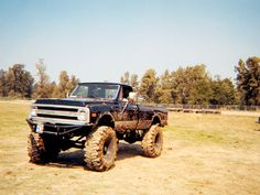 1969 LIFTED Chevy :) You will be mine.. one day.