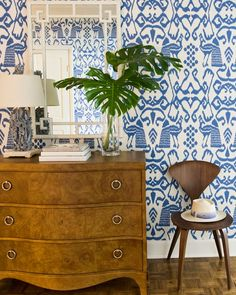 Blue and White Beach Chic | J.K. Kling Associates