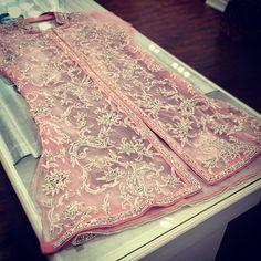 #ctcwest #unstitched #suit #prettyinpink #pink #crystals