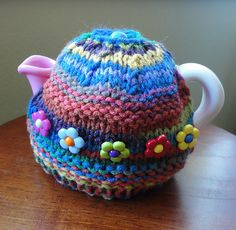 Ravelry: loopysue's I'm a little teacosy, short and stout