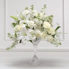 Floral Arrangements | Creating a Simple Flower Arrangement : Flower Arrangement For Wedding ...
