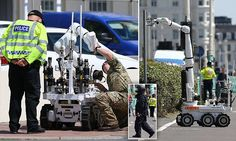 Bomb disposal team called to route of Brighton's gay pride parade #DailyMail