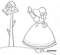 anamarysanxenxo | вязание крючком, вязание, шитье