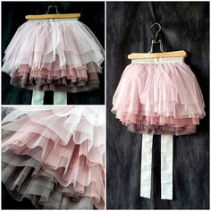Inspiration for the tutu in Little Things to Sew book, Tulle Skirt