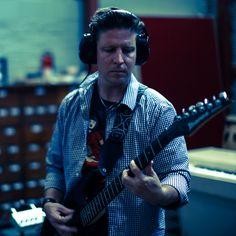 John recording guitar for the Fuck It album.  #albini #recording #recordingsession #punkrock