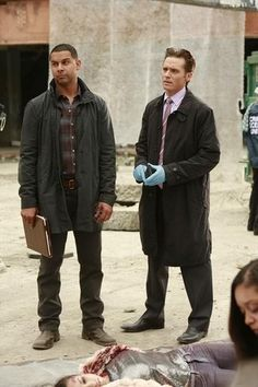 Under the Influence - Jon Huertas and Seamus Dever