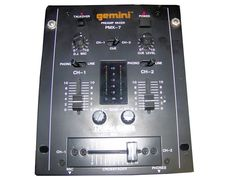 Gemini PMX7  Super budget entry level mixer