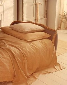 sensual, warm, blush colors and luxurious fabrics