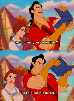 Beauty and the Beast ~ Favorite Disney movie!!  Love the quote!