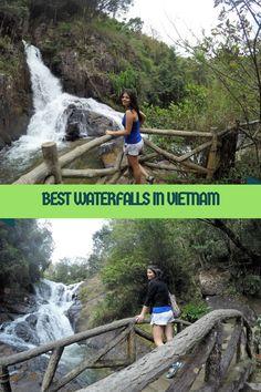 Dalat Waterfalls - E