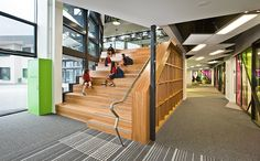 smith+tracey Architects :: Thomas Carr College Year 7&8 Centre, Tarneit VIC