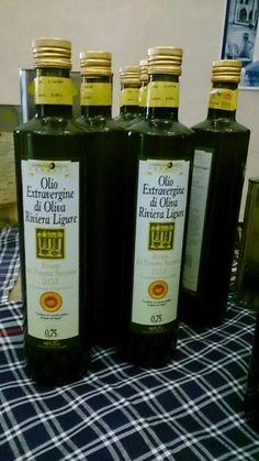 Olio extravergine d'oliva dop Riviera Ligure
