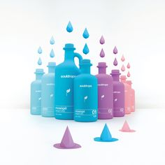 Souldrops Revolutionizes The Conventional Detergent Industry — The Dieline | Packaging & Branding Design & Innovation News