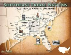 United States - Regional Tribal Nations of United States Maps Bundle Native American Map, American Indians, American Art, American Women, North America Map, Central America, South America, Traditional Names, United States Map
