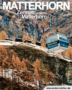 Matterhorn in Zermatt Zermatt, Grand Canyon, City Photo, November, Wanderlust, Nature, Travel, Europe, Switzerland Destinations