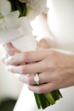 close up of perfect wedding ring
