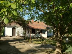 The house in the Puszta - southern Plain in a charming and rural Hamlet