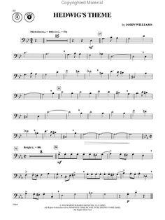 Harry Potter, Instrumental Solos (Movies 1-5) - Trombone