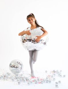 Disco Ball Costume | Oh Happy Day!