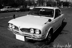 Honda 1300 Coupe 1970- F1譲りのエンジンを載せたホンダ 1300 クーペ - BEAUTIFUL CARS OF THE '60s +1 2台の「車」1970年「大阪万博」の年。 「大阪万博」まで「東名、名神高速」で、行きました。