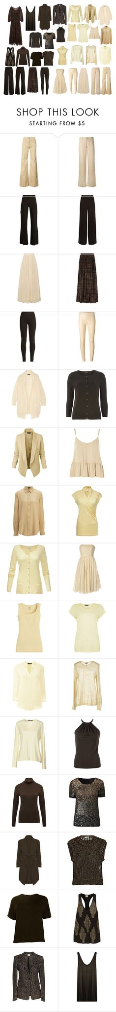 """""""Bases II"""" by pheonix-dt ❤ liked on Polyvore featuring Veronica Beard, Armani Jeans, Chloé, Etro, Brunello Cucinelli, Temperley London, Ryan Roche, Joseph, Maje and Dorothy Perkins"""