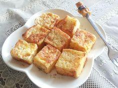 Salt and pepper French toast cubes 鹹香椒鹽法式土司塊