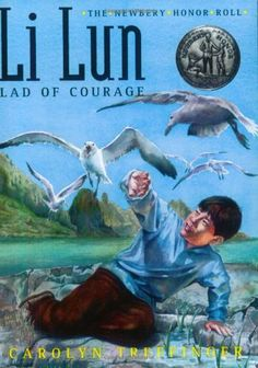 Li Lun, Lad of Courage (The Newbery Honor Roll) by Carolyn Treffinger,http://www.amazon.com/dp/0802774687/ref=cm_sw_r_pi_dp_jzR4sb1C1JG524P2