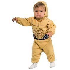 Star Wars Romper And Headpiece C-3Po, C-3PO Print, Newborn for sale