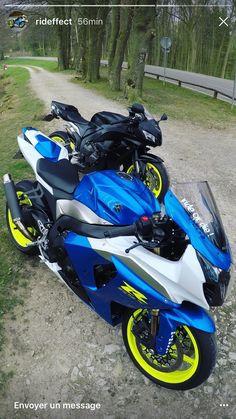 Suzuki gsxr 1000 @rideffect