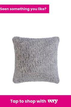 Cascade Home Fluffy Cushion