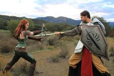 Felicia Day in Dragon Age: Redemption   http://www.newvideo.com/featured-releases/dragon-age-redemption-2/