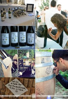 51 Insanely Easy Ways To Transform Your Everyday Things Wedding Seating, Wedding Guest Book, Diy Wedding, Rustic Wedding, Dream Wedding, Wedding Day, Wedding Bells, Bridal Shower Decorations, Wedding Decorations