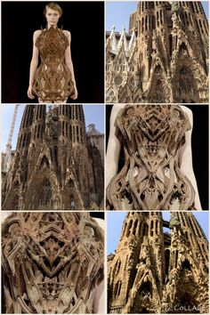33 best architectural fashion images in 2019 Weird Fashion, Look Fashion, Fashion Art, Runway Fashion, Fashion Design, Architect Fashion, Fashion Architecture, Hijab Mode, Illustration Mode
