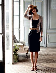 *Brand New* BODEN UK12 EU40 *SMART BLACK DRESS* versatile allrounder fully lined   eBay