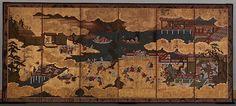 89. Myriad Chinese Boys - Edo period (18th century)