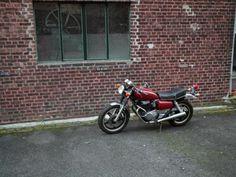 Honda CM 400 T, Umbau, Cafe Racer, Old School in Hagen