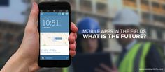 Field jobs are advancing faster than ever before. Make the most out of mobile apps for supervising your workforce when they are out in field.