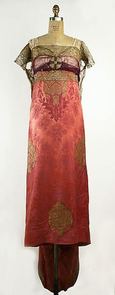 Antiques Buy Cheap Antique Fortuny Style Large Fabric Panel Drip-Dry Fabric