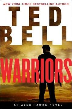 Warriors by Ted Bell.  Click the cover image to check out or request the suspense and thrillers kindle.