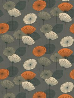 Sanderson's Dandelion Clocks is taken from the Options 10 wallpaper collection and is in stock and available for purchase.