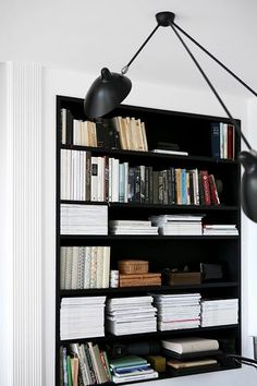 See more images from 13 pin-worthy ways to organize your books on domino.com