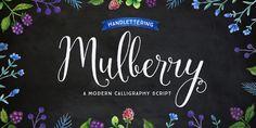 Mulberry Script