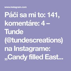 """Páči sa mi to: 141, komentáre: 4 – Tunde (@tundescreations) na Instagrame: """"Candy filled Easter Egg design Part 2. #tundescreations #tundedugantsi #cookieacademy #lacedesign…"""" Easter Egg Designs, Lace Design, Easter Eggs, Gingerbread, Candy, Instagram, Ginger Beard, Sweets, Candy Bars"""