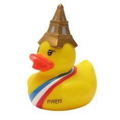 Badeente Paris Rubber Duck
