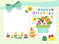 Birthday Frames, Birthday Board, Happy Birthday Text, Birthday Charts, Tres Leches Cake, Name Labels, Diy Crafts, Cards, Blog