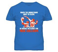 Nick Collison Oklahoma Basketball Boogyman T Shirt
