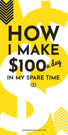 The best 15 ways to make extra money fast. No matter what your skills are, you can find something that will work for you! You can earn up to $100 a day, that's up to $3,000 a month. It's up to you how much you want to work! Pinning it now! Make Money | Make Money Online | Make Money From Home | Make Money at Home | Make Money Fast | Money Making Ideas | Money Savings Tips