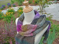 Gorgeous Knit Scarf